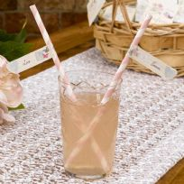 With Love Design Straw Flags (30)
